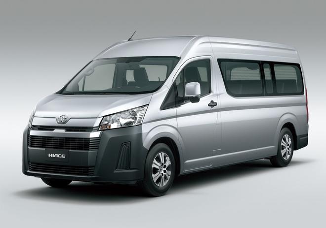 丰田Granvia基于丰田HIACE开发而来