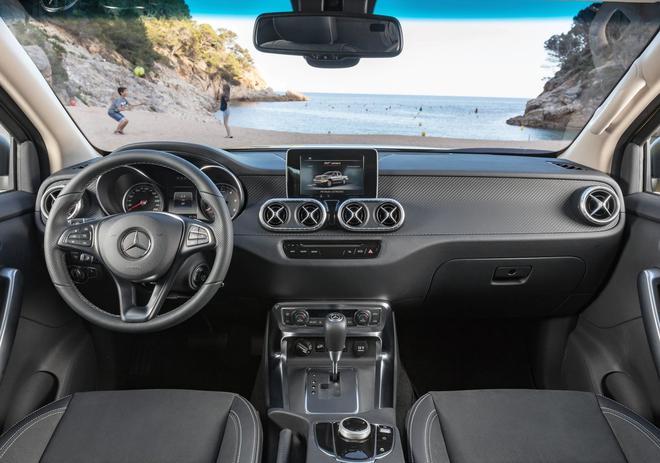 奔驰X级皮卡将于5月停产 销量低迷是主要原因