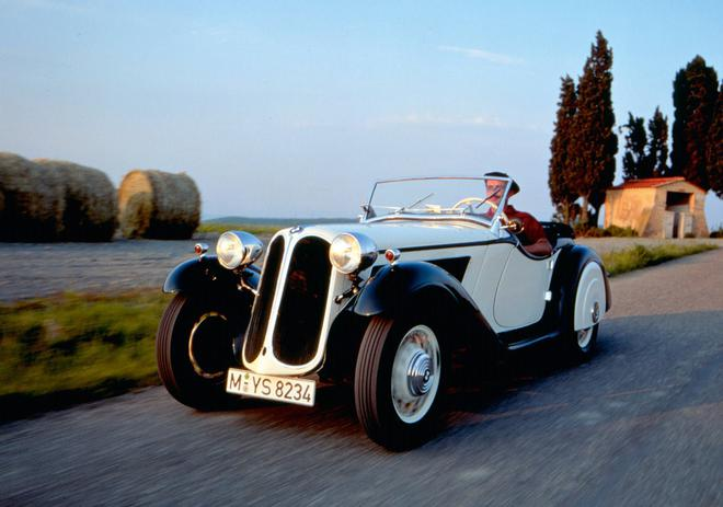BMW 315-1 Roadster(1935)