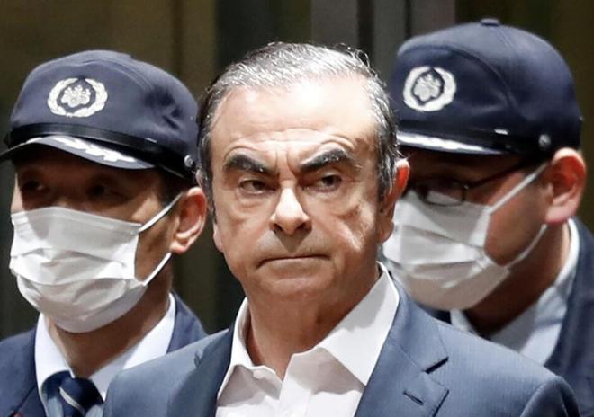 """日本寻求与黎巴嫩在""""戈恩案""""上进行合作"""