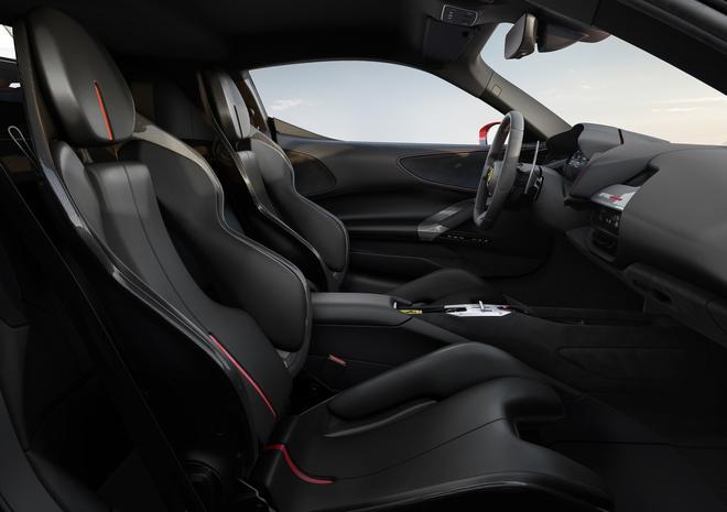 首搭插混动力/明年夏季交付 法拉利SF90 Stradale发布