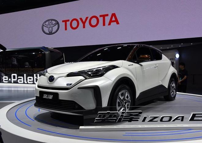 丰田纯电新车计划曝光  产品多达十余款