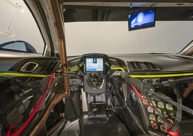 2019古德伍德速度节:奥迪R8 LMS GT2赛车亮相