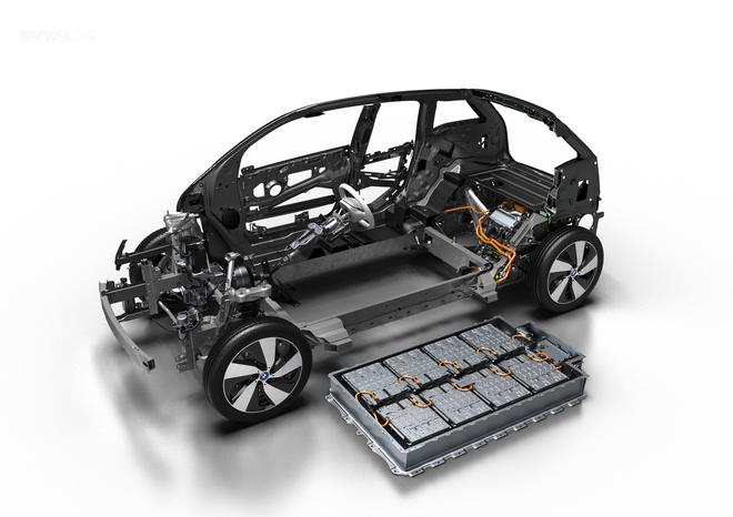 电芯是电动化汽车的核心部件