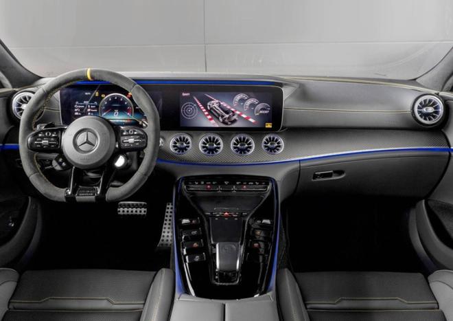 AMG GT 63 S Edition 1四门版官图发布