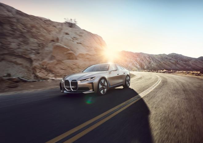 宝马慕尼黑工厂完成2亿欧元改造 即将开始量产i4电动轿车