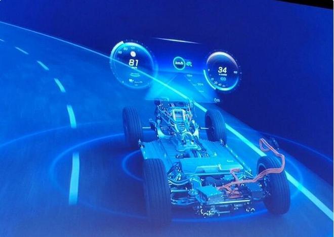 奔驰EQC支持动能回收