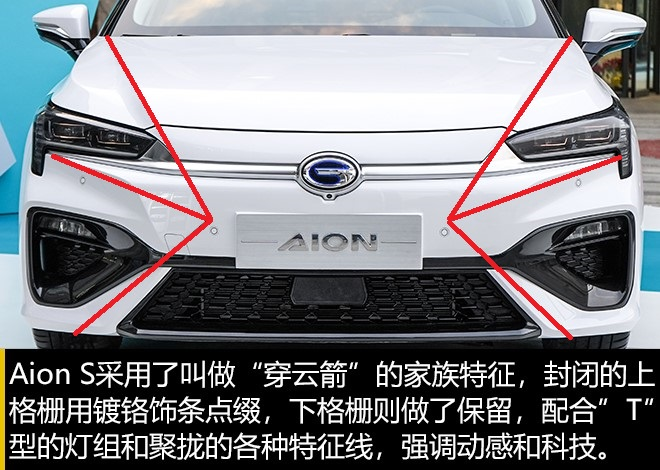 新能源车设计新思路 解读广汽Aion S