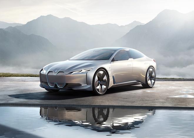 宝马i Vision Dynamics概念车