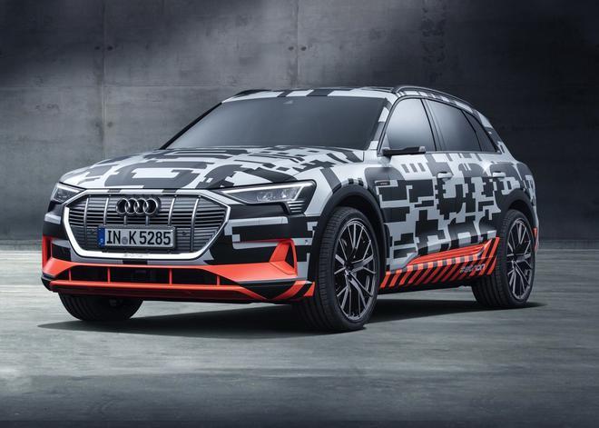 奥迪e-tron车型9月17日首发 2019引入国内