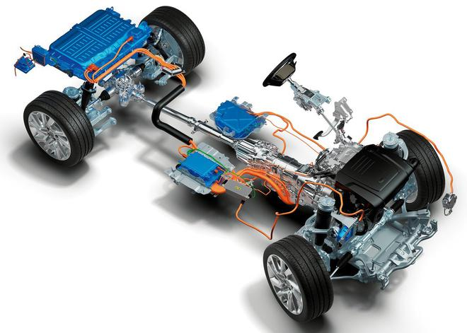 2018 Land Rover Range Rover Sport PHEV
