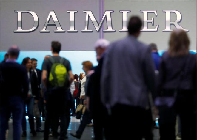 戴姆勒将全球裁减1100个领导职位