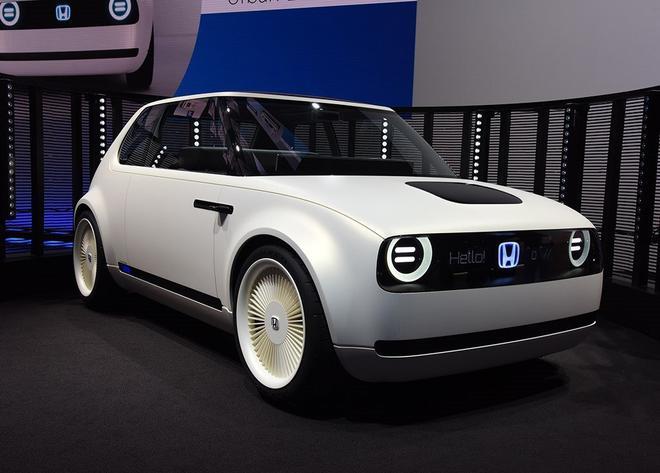 本田Urban EV概念车