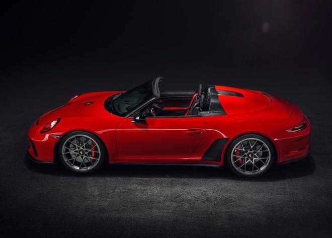 保时捷911 Speedster将于纽约车展亮相
