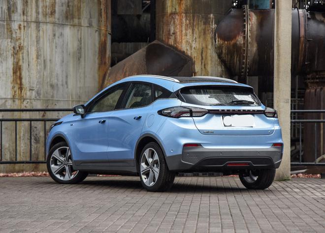 热门性价比之选 四款紧凑型纯电动SUV导购-第12张图片-汽车笔记网