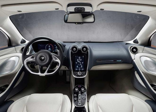 迈凯伦GT中国正式发布 售价198.8万元