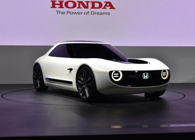Sports EV 概念车