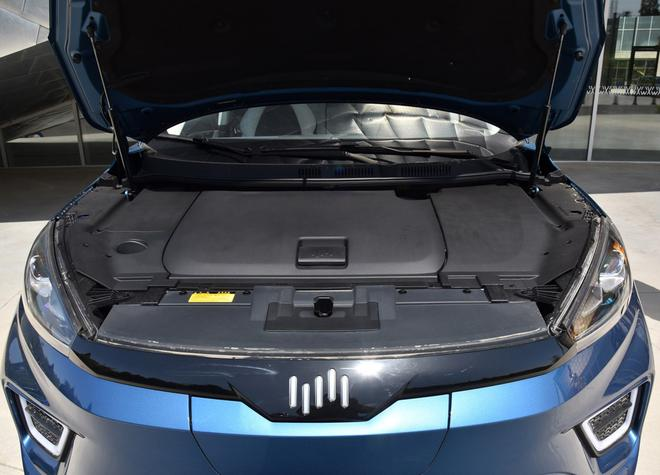 热门性价比之选 四款紧凑型纯电动SUV导购-第28张图片-汽车笔记网
