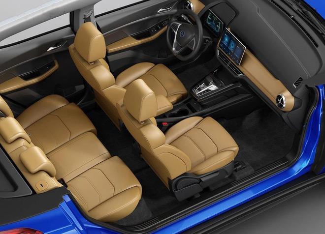 新款比亚迪元EV535官图 预计1月17日预售