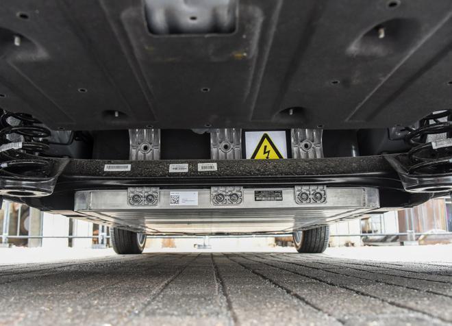 热门性价比之选 四款紧凑型纯电动SUV导购-第19张图片-汽车笔记网