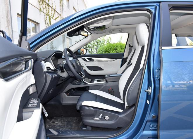 热门性价比之选 四款紧凑型纯电动SUV导购-第25张图片-汽车笔记网