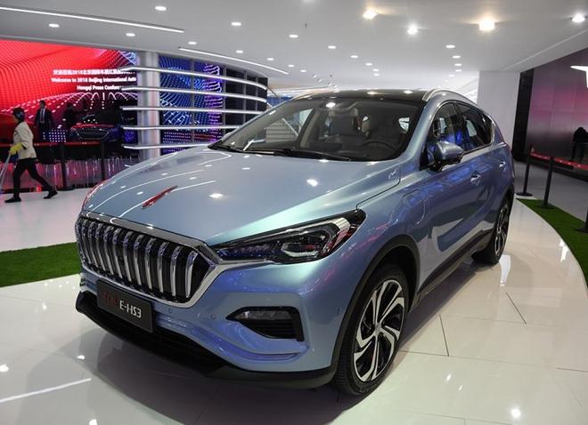 红旗首款纯电SUV明年上市 售价或25.98万起
