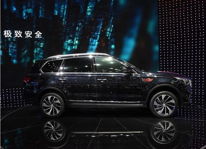 2019上海车展:红旗HS5开启预售/20万元起