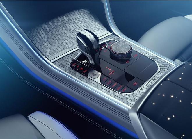 2019日内瓦车展:宝马M850i夜空版首发