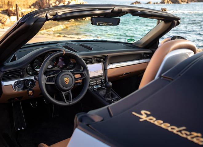5月7日开启预定 保时捷911 Speedster将量产