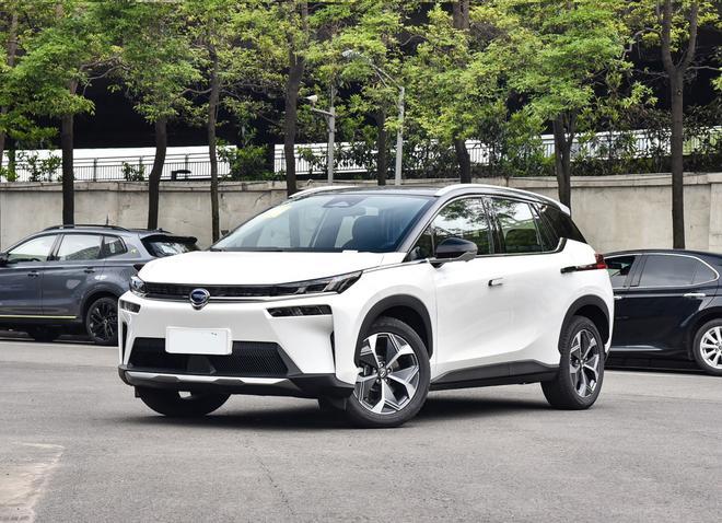 热门性价比之选 四款紧凑型纯电动SUV导购-第2张图片-汽车笔记网