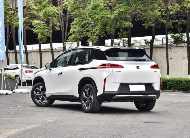 热门性价比之选 四款紧凑型纯电动SUV导购-第3张图片-汽车笔记网