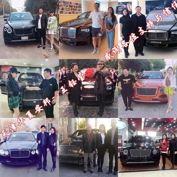 劳斯莱斯库里南最贵SUV奢华本色彰显地位