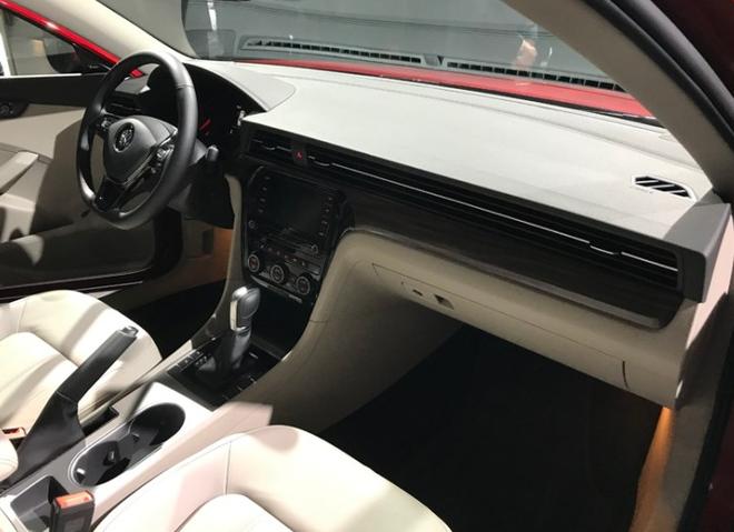 2019北美车展 新款美版大众Passat亮相