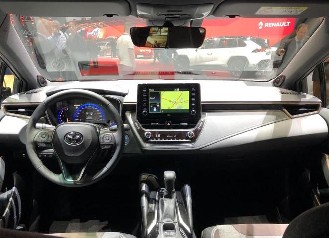 2019日内瓦车展:丰田卡罗拉Trek全球首发