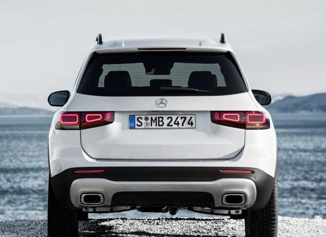 将国产/定位紧凑型SUV 奔驰GLB官图发布