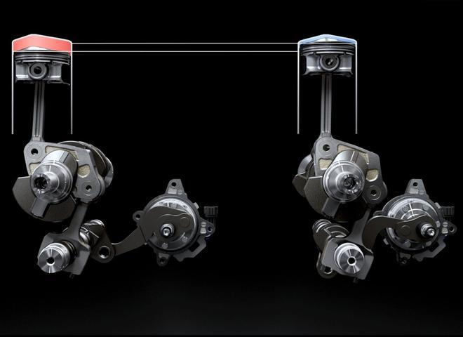 日系最强2.0T? 日产可变压缩比发动机拆解