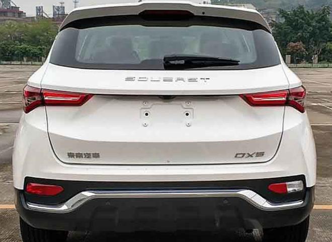 小型SUV新成员 东南DX5或将9月初上市
