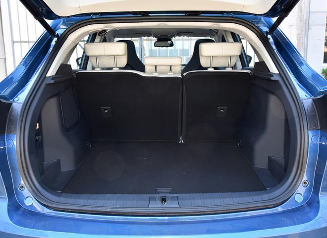 热门性价比之选 四款紧凑型纯电动SUV导购-第27张图片-汽车笔记网