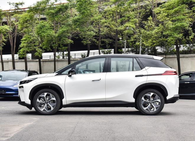热门性价比之选 四款紧凑型纯电动SUV导购-第4张图片-汽车笔记网