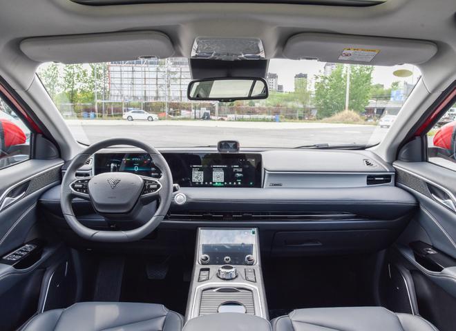热门性价比之选 四款紧凑型纯电动SUV导购-第32张图片-汽车笔记网