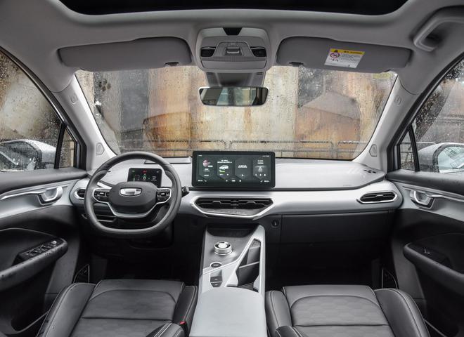 热门性价比之选 四款紧凑型纯电动SUV导购-第14张图片-汽车笔记网