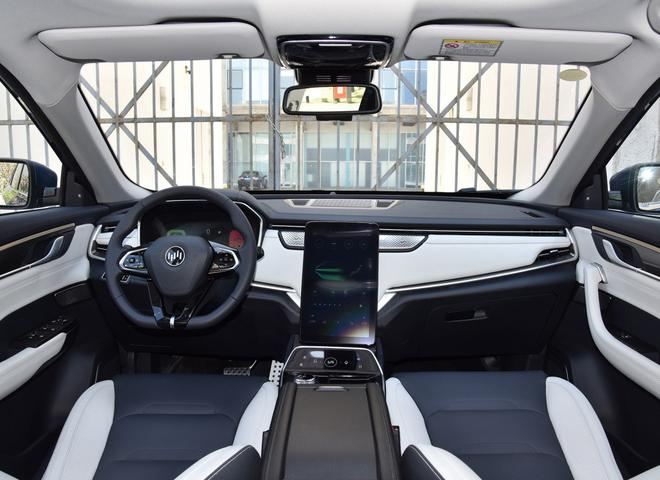 热门性价比之选 四款紧凑型纯电动SUV导购-第23张图片-汽车笔记网