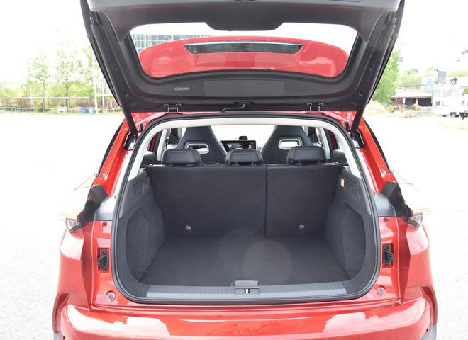 热门性价比之选 四款紧凑型纯电动SUV导购-第36张图片-汽车笔记网