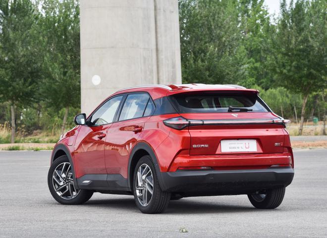 热门性价比之选 四款紧凑型纯电动SUV导购-第30张图片-汽车笔记网