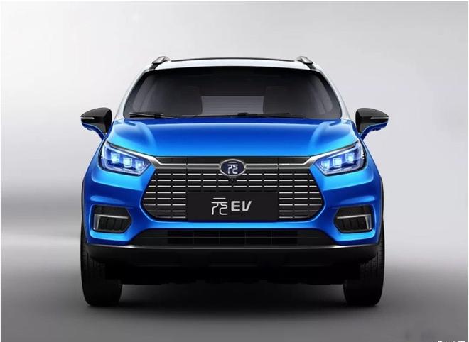 比亚迪元EV开启预售 补贴后预售价11万元起