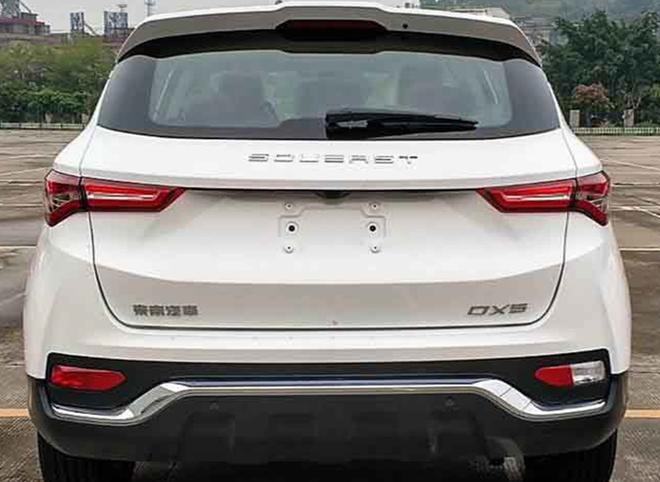 大气且沉稳 东南新SUV DX5申报图曝光