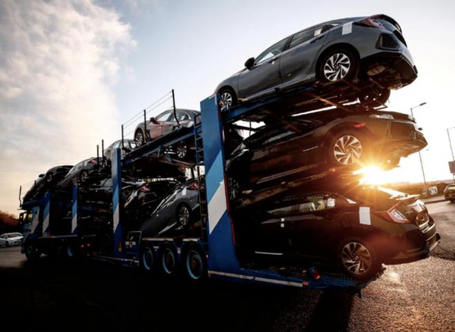 英国5月新车销量下跌90%仅20247辆 法国下滑50%