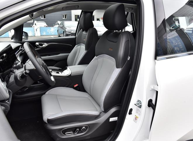 热门性价比之选 四款紧凑型纯电动SUV导购-第7张图片-汽车笔记网