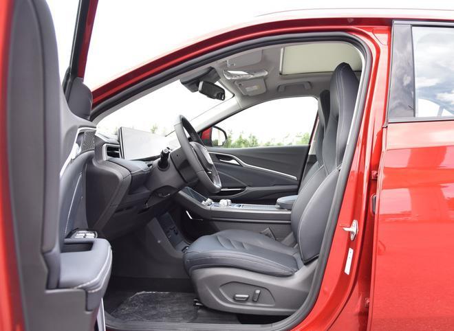 热门性价比之选 四款紧凑型纯电动SUV导购-第34张图片-汽车笔记网