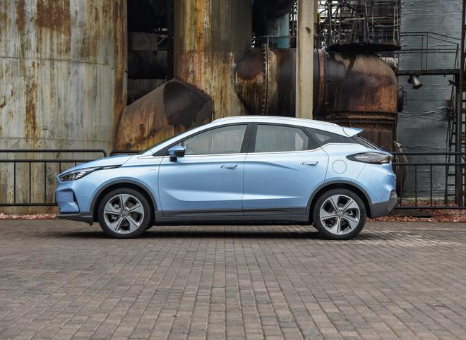 热门性价比之选 四款紧凑型纯电动SUV导购-第13张图片-汽车笔记网